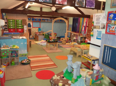 jj's kiddycare kids nursery in Welford
