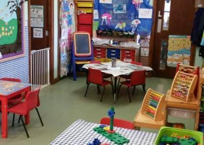 jj's kiddycare childrens nursery in Welford